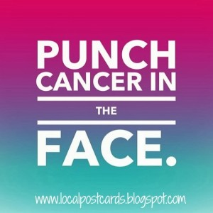 Cancer punch